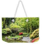 Bridge To Tranquility Weekender Tote Bag