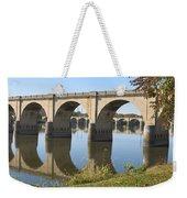 Bridge Upon Bridge Weekender Tote Bag
