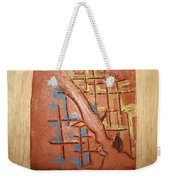 Bridges  - Tile Weekender Tote Bag