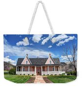 Brigham Young Forest Farm Home Weekender Tote Bag