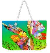 Bright Elusive Butterflys Of Love Weekender Tote Bag