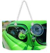 Bright Green Weekender Tote Bag