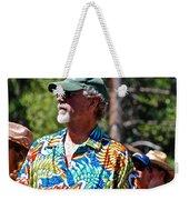 Bright Shirt Weekender Tote Bag