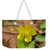 Bright Spring Weekender Tote Bag