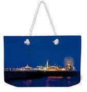 Brighton Palace Pier Weekender Tote Bag