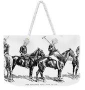 Brighton Polo Club, 1877 Weekender Tote Bag