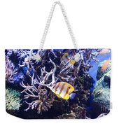 Brilliant Fish Aquarium Weekender Tote Bag
