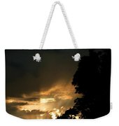 Brilliant Rays Weekender Tote Bag