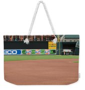 Bringing Out The Batting Cage Weekender Tote Bag