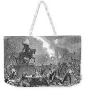 Bristol: Reform Riot, 1831 Weekender Tote Bag