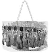 Britain: Fusiliers, 1854 Weekender Tote Bag