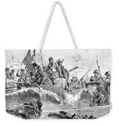 British At Aboukir, 1801 Weekender Tote Bag