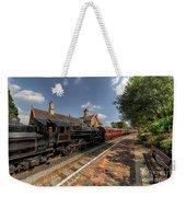 British Locomotion Weekender Tote Bag