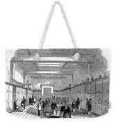 British Museum, 1845 Weekender Tote Bag