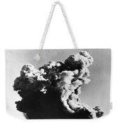British Nuclear Test, 1952 Weekender Tote Bag