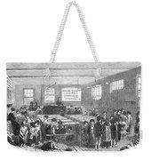 British Ragged School Weekender Tote Bag
