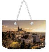 Brno Skyline  Weekender Tote Bag