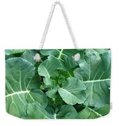 Broccoli Floret Forming Weekender Tote Bag