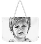 Brodi At 4 Weekender Tote Bag