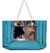 Broken Window Weekender Tote Bag