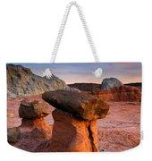 Brokentop Hoodoo Sunset Weekender Tote Bag