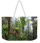 Bromeliads And Tree Ferns  Weekender Tote Bag by Cyril Ruoso
