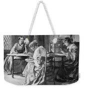 Bront� Sisters Weekender Tote Bag