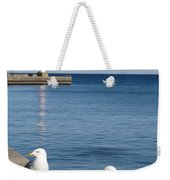 Bronte Lighthouse Gulls Weekender Tote Bag