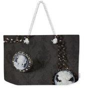 Brooch And Necklace Weekender Tote Bag