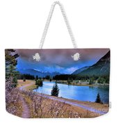 Brooding Skies Weekender Tote Bag