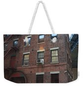 Brooklyn New York - 126 Front Street. Weekender Tote Bag