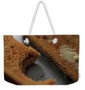 Brown Bread With Butter Weekender Tote Bag
