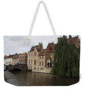Brugge Weekender Tote Bag