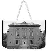 Brunswick Historical Court House Weekender Tote Bag