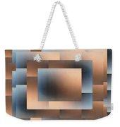 Brushed 02 Weekender Tote Bag