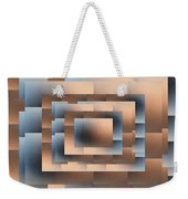 Brushed 03 Weekender Tote Bag