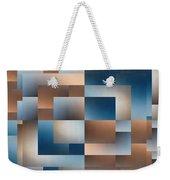 Brushed 11 Weekender Tote Bag by Tim Allen