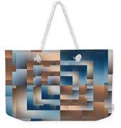 Brushed 12 Weekender Tote Bag by Tim Allen