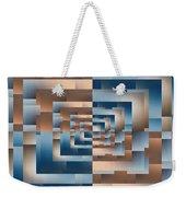 Brushed 13 Weekender Tote Bag by Tim Allen