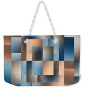 Brushed 14 Weekender Tote Bag by Tim Allen