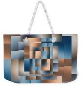 Brushed 15 Weekender Tote Bag by Tim Allen