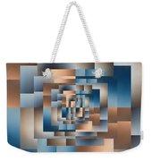 Brushed 16 Weekender Tote Bag by Tim Allen