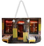 Brussels - Restaurant Savarin Weekender Tote Bag