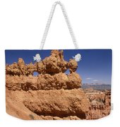 Bryce Canyon - Mask Formation Weekender Tote Bag