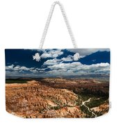 Bryce Canyon Ampitheater Weekender Tote Bag