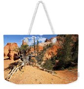 Bryce Canyon Forest Weekender Tote Bag