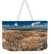 Bryce Canyon Panaramic Weekender Tote Bag