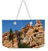 Bryce Canyon Santa Clause Weekender Tote Bag