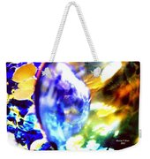 Bubble Abstract 001 Weekender Tote Bag