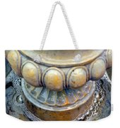 Bubble Beaded Necklace Weekender Tote Bag